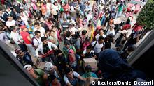 Mexiko Protest 43 verschwundene Studenten 07.11.2014
