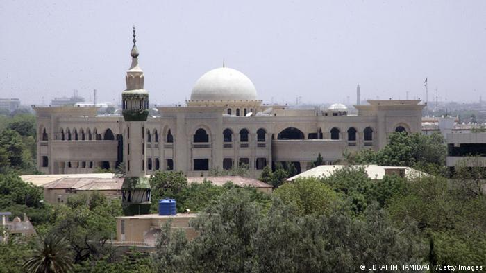 Sudan Präsidentenpalast in Khartoum (EBRAHIM HAMID/AFP/Getty Images)