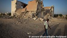 Zerstörung in Timbuktu