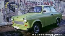 Trabant, o carro do povo do Leste Alemão