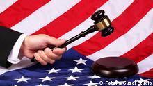 Symbolbild Gericht USA