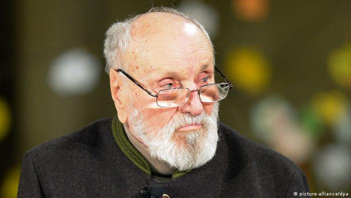 Dirigent Kurt Masur