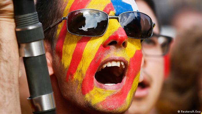 Symbolbild Katalonien Unabhängigkeit