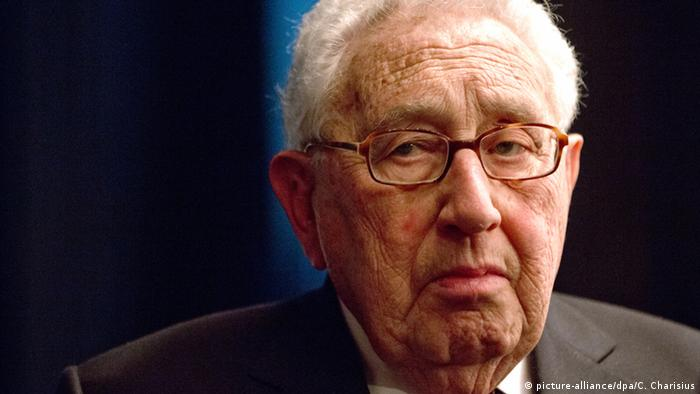 Henry Kissinger (picture-alliance/dpa/C. Charisius)