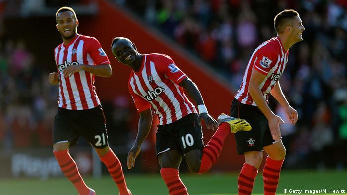 Bildergalerie Afrikanische Fußballspieler Sadio Mane (Getty Images/M. Hewitt)