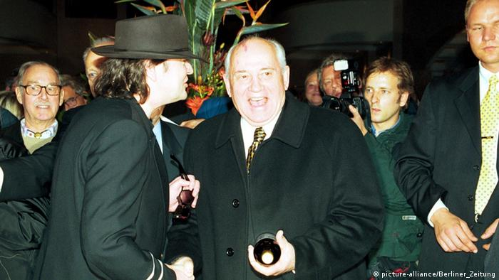 Bildergalerie Gorbatschow