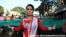 Hijra Day Transgender Pride Parade in Dhaka, Bangladesch