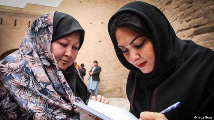 Internationales Frauenfilmfestival in Afghanistan