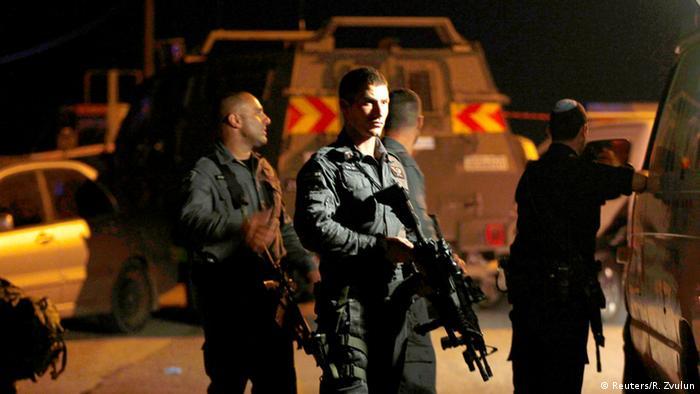Messerattacke im Westjordanland 10.11.2014