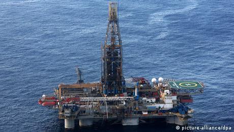 Eni обнаружила крупнейшее газовое месторождение в Средиземном море