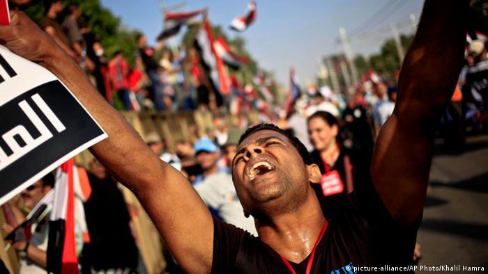 Symbolbild Arabischer Frühling Ägypten