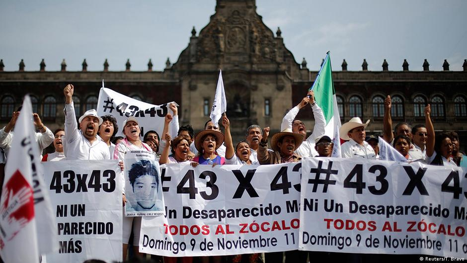 Ayudar a México, ¿pero cómo? | DW | 11.11.2014