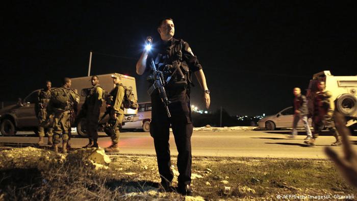 Anschlag im Westjordanland 10.11.2014