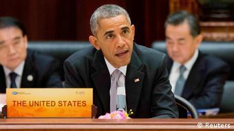 APEC Gipfel Barack Obama 11.11.2014 Peking