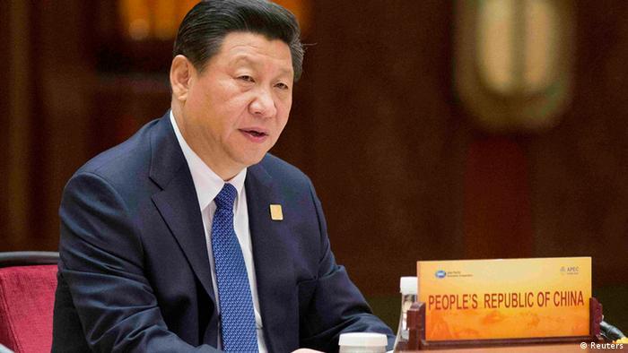 APEC Gipfel Xi Jinping 11.11.2014 Peking