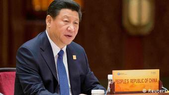 APEC Gipfel Xi Jinping 11.11.2014 Peking 2014.11.11
