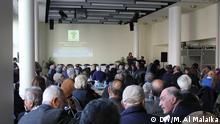 Konferenz für irakische Menschenrechtsorganisationen in Berlin