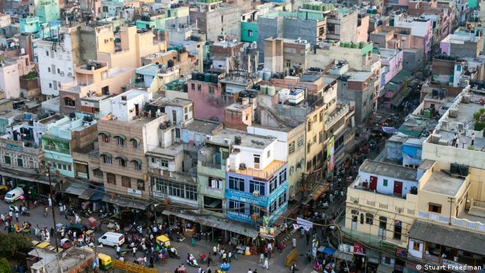 New Delhi (Photo: Stuart Freedman)