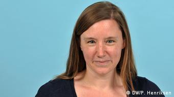 Deutsche Welle DW Asien Esther Felden