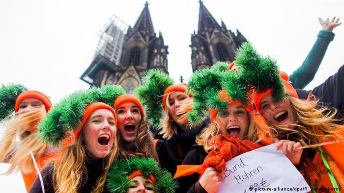 Bildergalerie Karneval 2014 Köln