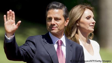 """Exoneran a Peña Nieto de acusaciones por la llamada """"Casa Blanca"""""""
