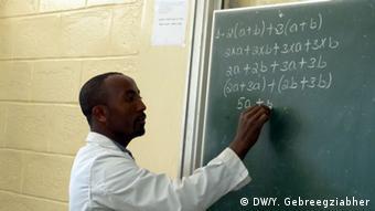 Deutsche Schule in Äthiophien