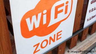 Wi-Fi zone sign (Photo: nyul)
