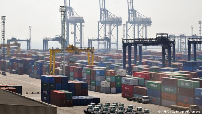 Jakartas Containerhafen Tanjung Priok