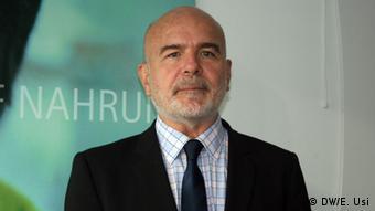 Michel Forst UN Werner Lottje Vorlesung