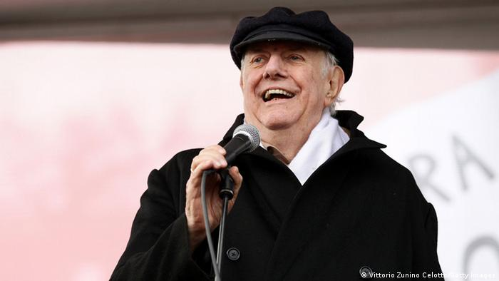 Dario Fo (Vittorio Zunino Celotto/Getty Images)