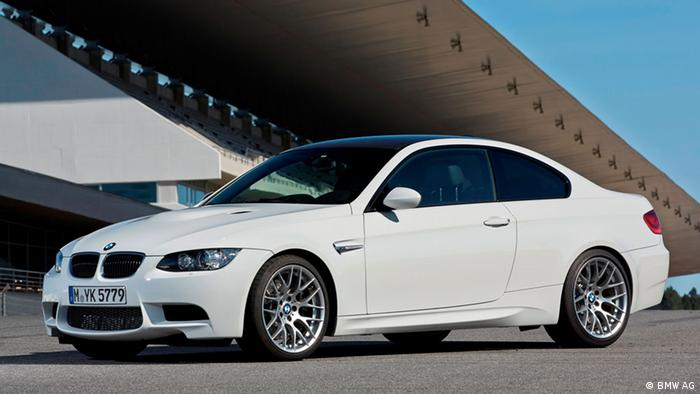 BMW M3 Coupe 2014