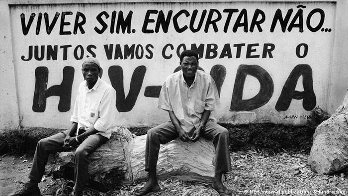 Організована Лікарями без кордонів просвітницька акція щодо СНІДу у Мозамбіку