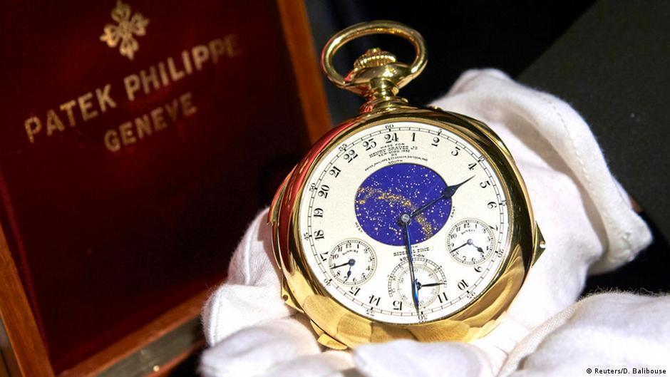 Die teuerste Taschenuhr der Welt | DW | 11.11.2014