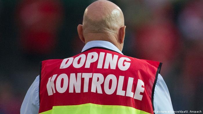 Symbolbild Doping