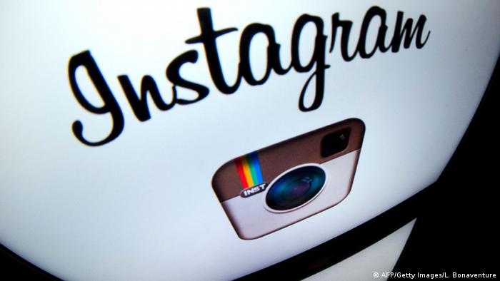 Symbolbild Instagram (AFP/Getty Images/L. Bonaventure)