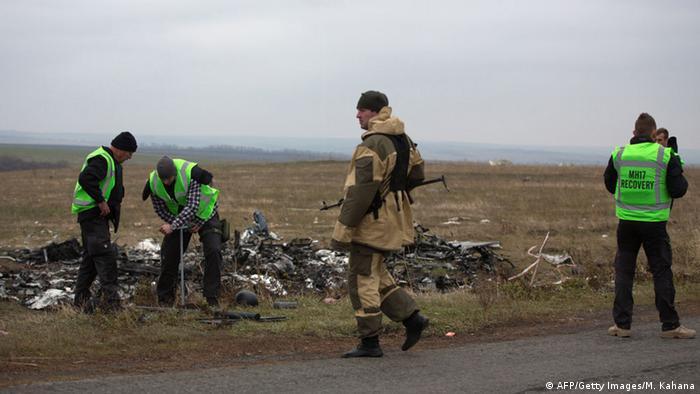 Новые данные ороли русского офицера вкрушении MH17— Bellingcat
