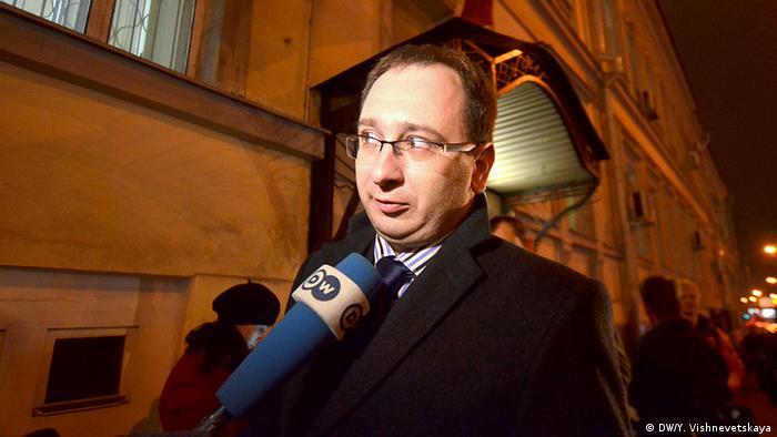 Микола Полозов, адвокат українських моряків, затриманих ФСБ у Керченській протоці