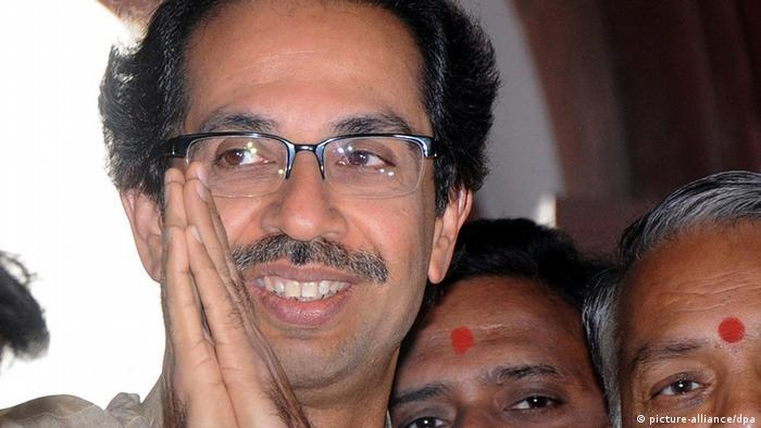 Indien Uddhav Thackeray (picture-alliance/dpa)