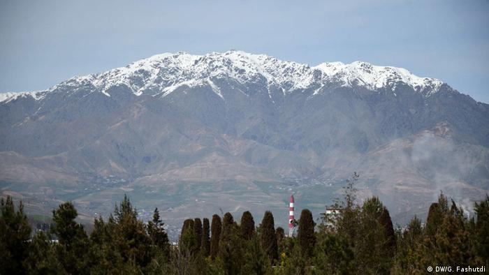 Горы. Таджикистан