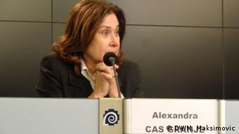 Alexandra Cas Granje