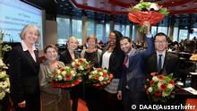 Preis des Auswärtigen Amtes für exzellente Betreuung ausländischer Studierender