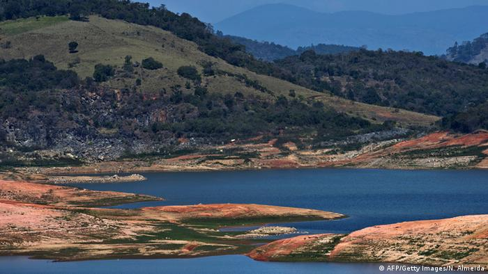 Dürre in Brasilien