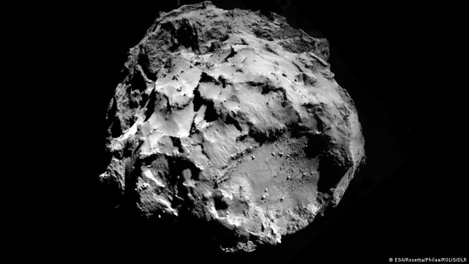 asteroid landing today - photo #42