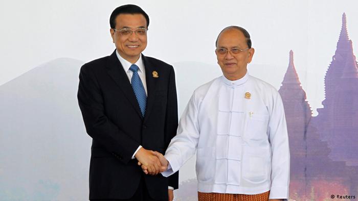 ASEAN Gipfel in Myanmar 13.11.2014
