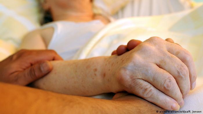 Neues Gesetz soll Betreuung Sterbender verbessern