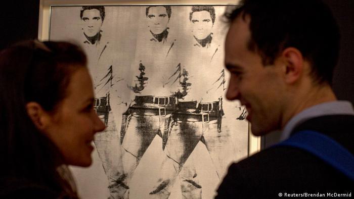 Andy Warhols Werke Auktion Christie's