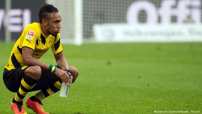 Fußball Bundesliga Pierre-Emerick Aubameyang