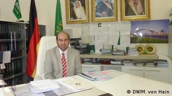 Ибрагим аль-Мегрен, директор академии имени короля Фахда