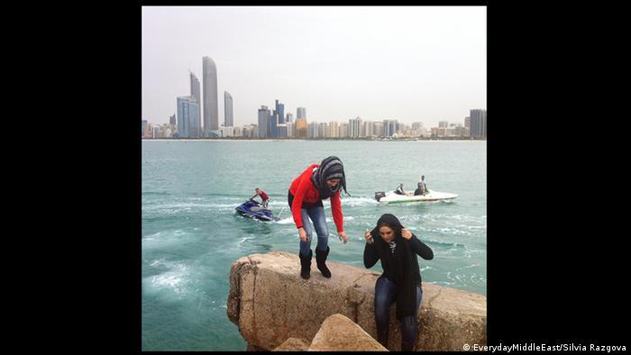 Bildergalerie Everyday Everywhere Accounts auf Instagram
