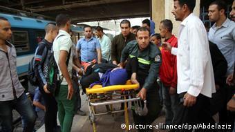 Anschlag in Kairo 13.11.2014